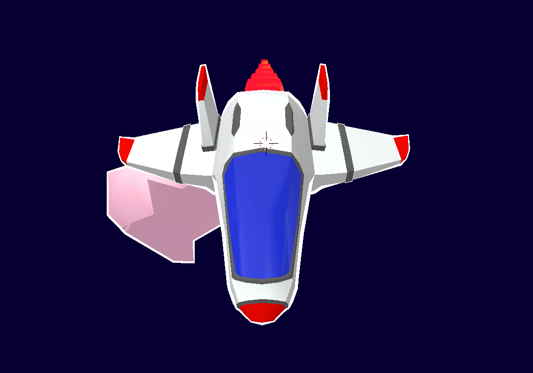 8.2 Fix Spaceship